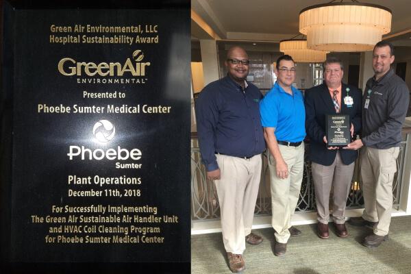 Phoebe-Sustainability-award