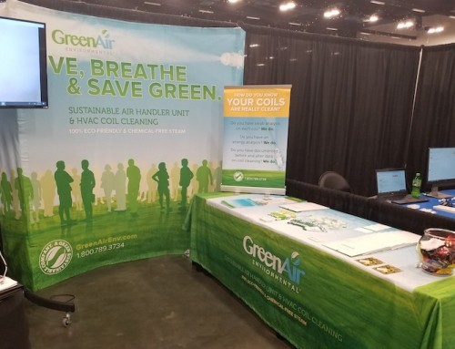 Green Air Attends at SRAPPA 2018 in Greenville, SC